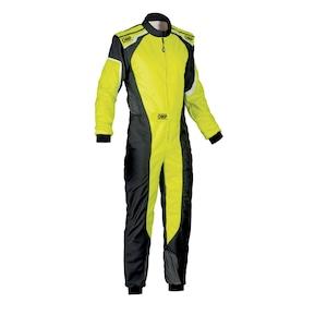 KK01727178 KS-3 Suit  (Fluo Yellow / Black) 2019 MODEL