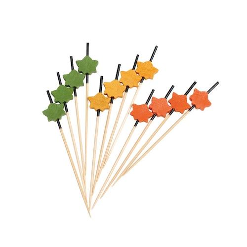 飾り串(紅葉)12P 【49-222】