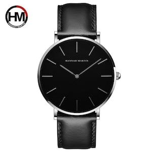 女性のファッション時計因果革ストラップ日本クォーツムーブメントトップ高級ブランド腕時計防水relogiofemininoCH02-YH