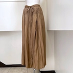 【hippiness × Sakurako.】cupro underpants(Japanese silver grass)/ 【ヒッピネス × サクラコ.】キュプラ アンダーパンツ( 薄)
