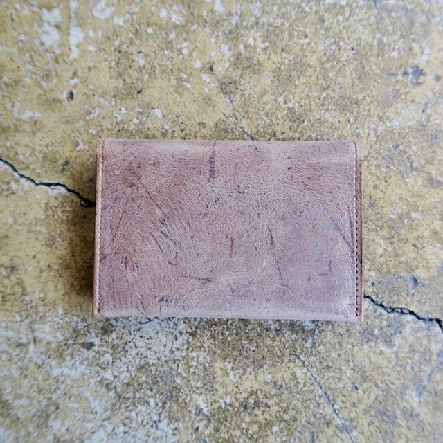 CARD CASE    KUDU ITALIAN LEATHER