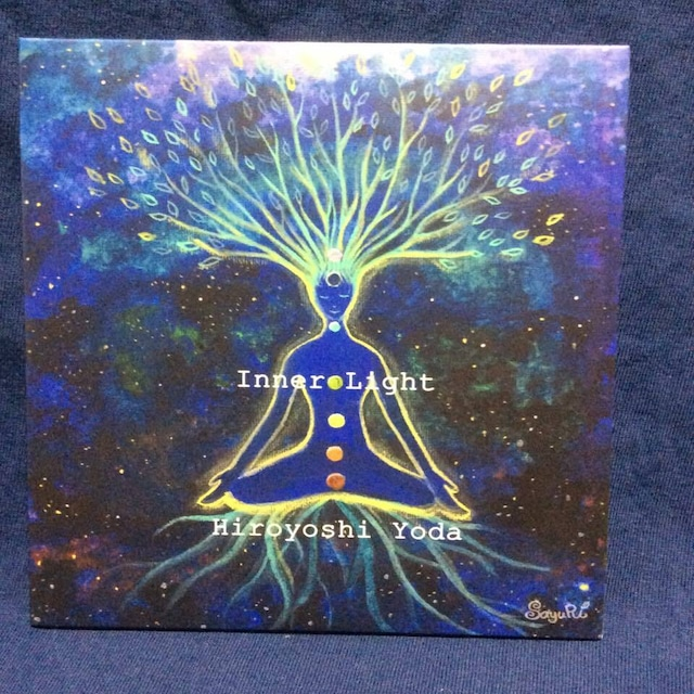"""ハングドラム奏者 HIROYOSHI YODA  """" Inner Light """"   CD"""