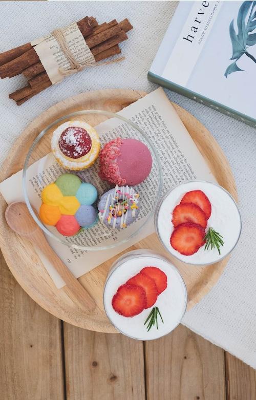 ◆マカロン4個入りセット Double Sweet