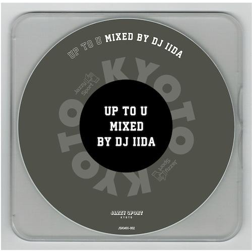 【CD】DJ IIDA - Up To U