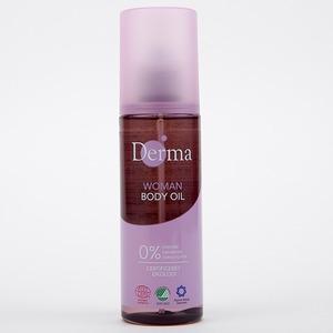 Derma eco woman 全身用オーガニックオイル【145㎖】
