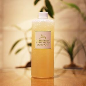 シャイニング ジェル 500ml 美容成分たっぷりのお肌つるつる美容ジェル(詰替用)