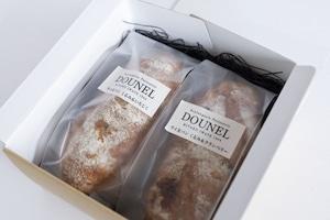 DOUNELライ麦パン2個セット
