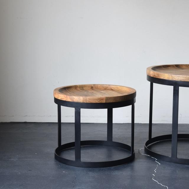 CY IRON COFFEE TABLE アイアンコーヒーテーブル Sサイズ