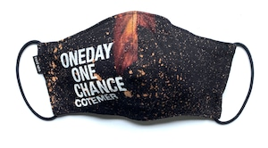 【COTEMER マスク 日本製】ONE DAY ONE CHANCE BLEACH MASK 0522-105