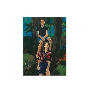Claire Tabouret - Zino & Enea (blue)