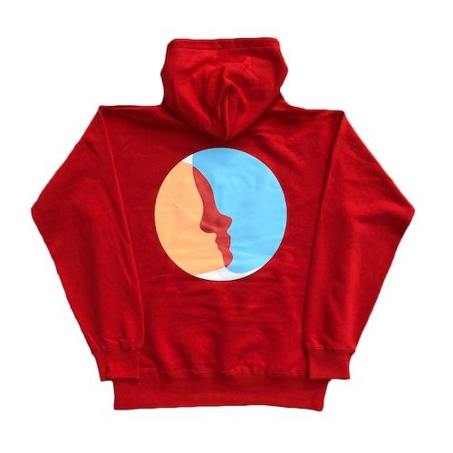 Stereotype hoodie(Red)