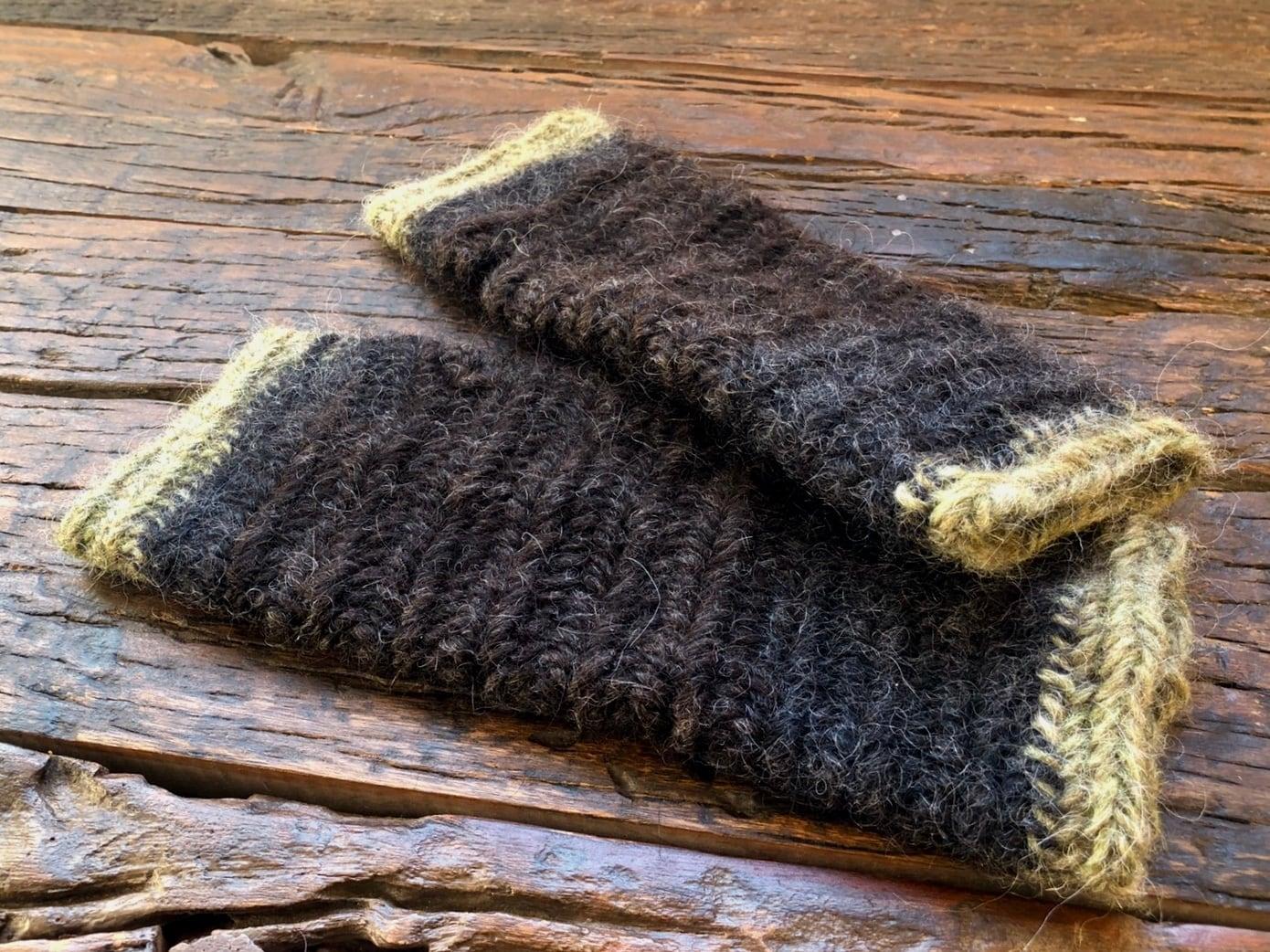 ノールビンドニング手袋[アイスランドウール100%]