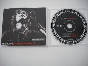 【CD single】PETE YORN / STRANGE CONDITION (4track)