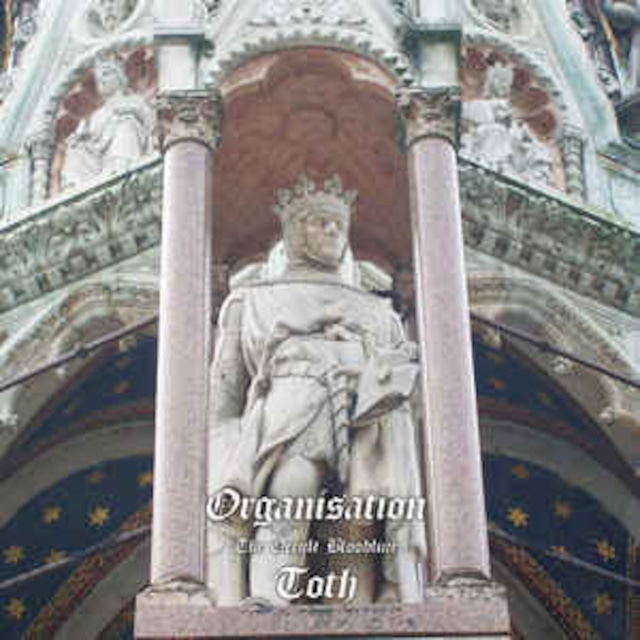 Organisation Toth – The Occult Bloodline(CD)