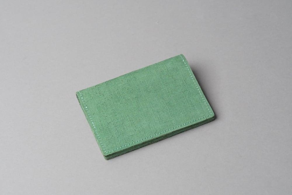 カードケースSC □アボカドグリーン□ - 画像1