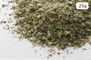 アジアンミックス 25g(カンポットペッパー、海塩、こぶみかんの葉)