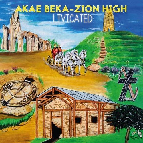 【残りわずか/LP】Akae Beka & Zion High - Livicated -LP-