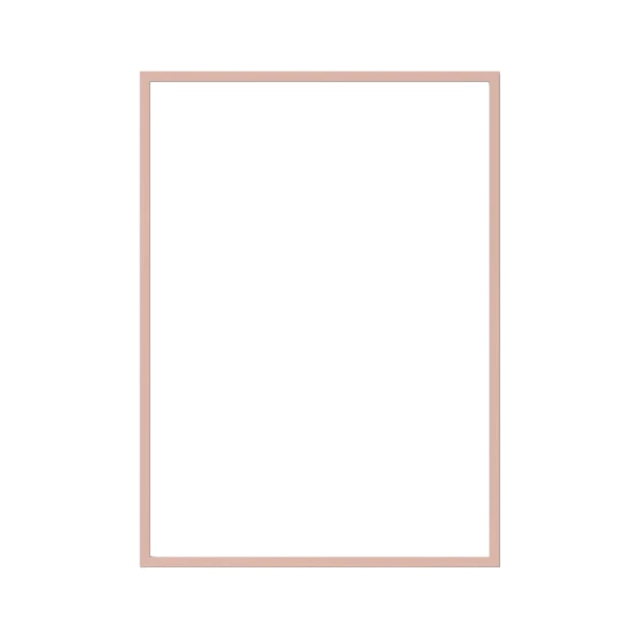 PLTY/A3size - Poster Frame - 6colors