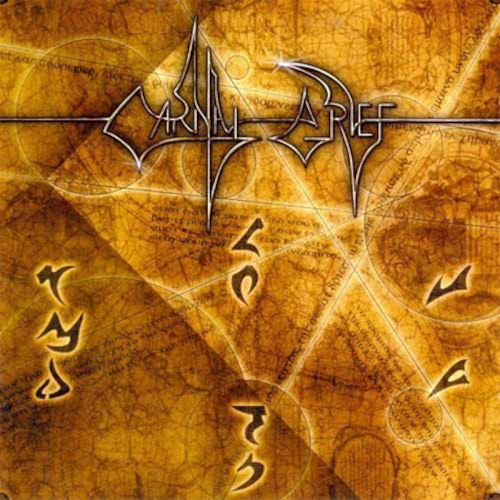 """CARNAL GRIEF """"Nine Shades Of Pain"""" (輸入盤)"""
