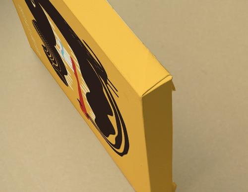 Clean Dog キャンバスプリント(B3サイズ・木製パネル貼り)
