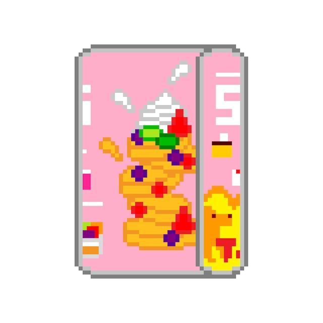 システム手帳ミニ6穴(ポケット)サイズ ぜいたくパンケーキ&メル会長柄