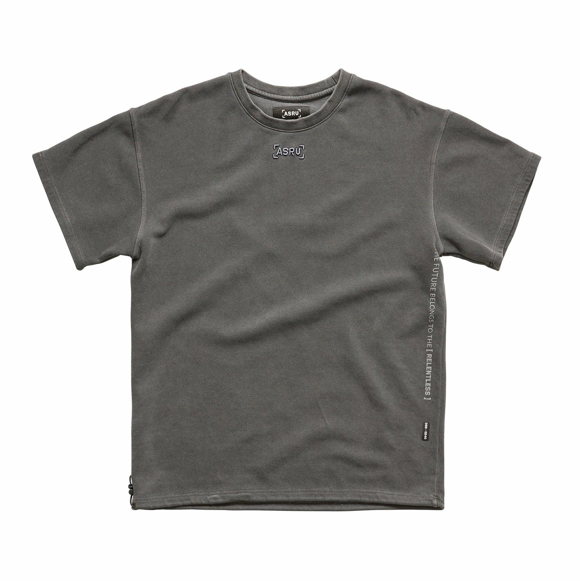 完売御礼【ASRV】SilverPlus® テクニカルTシャツ - Black