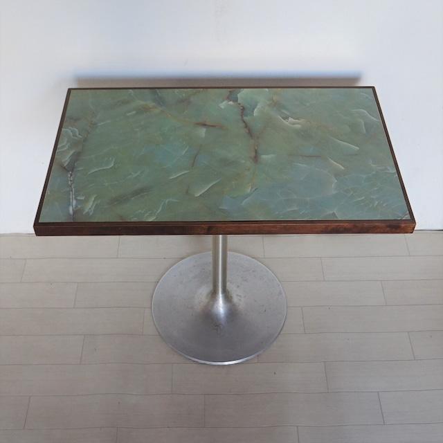 ロマン 大理石柄テーブル