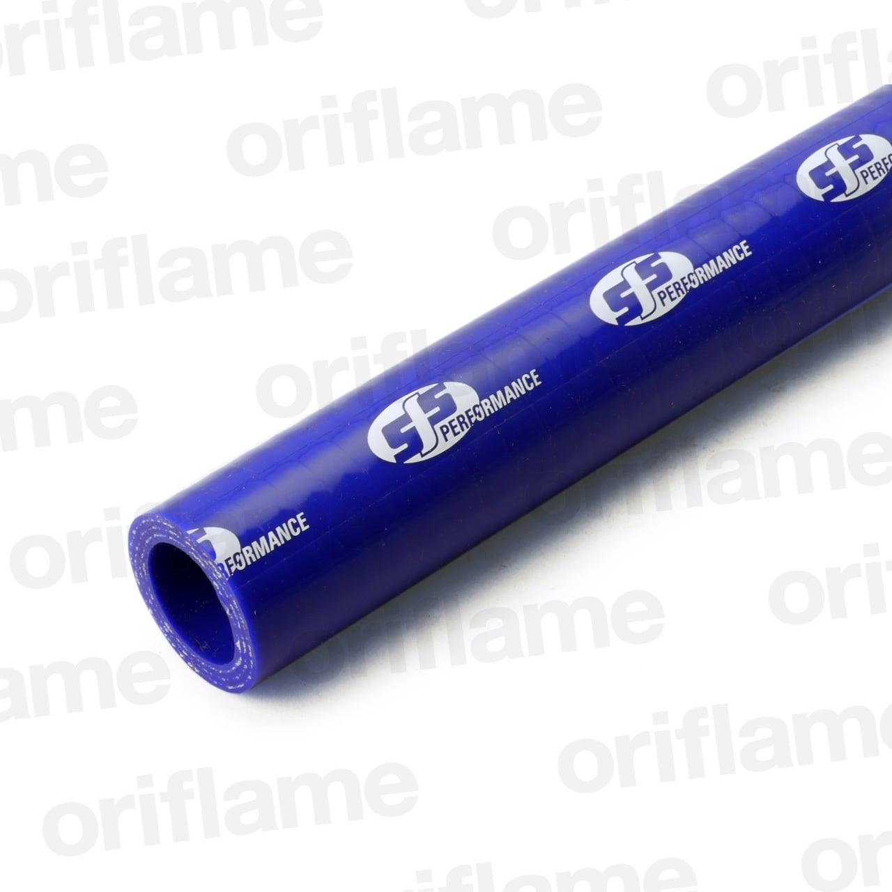 ストレートホース・内径22mm・ブルー