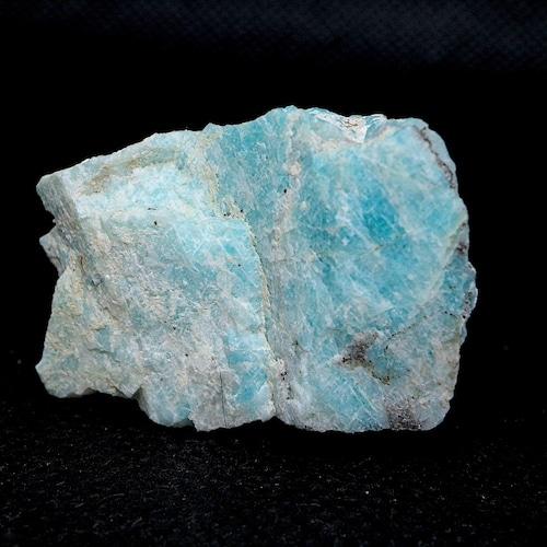 自主採掘!アマゾナイト カリフォルニア産 原石  28,7g AZ0070 天河石(てんがせき) 鉱物 天然石