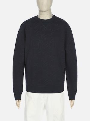 【Universal Works.】 Embroidered Oversized Sweatshirt ユニバーサルワークス オーバーサイズド スウェットシャツ