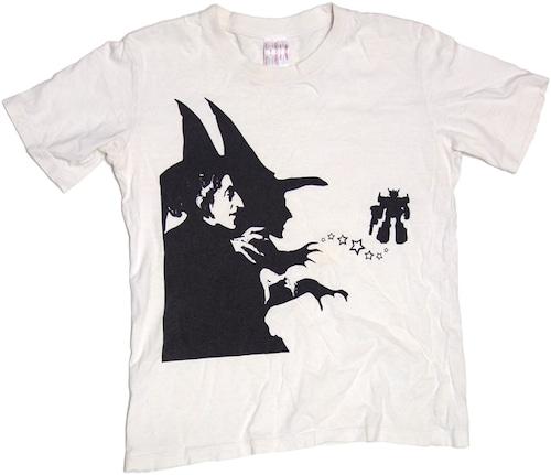 02/03AW アンダーカバー Tシャツ ″魔女期″ 【S】 | 初期 UNDER COVER アーカイブ ヴィンテージ 古着
