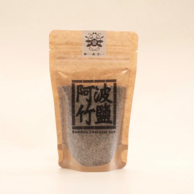 竹塩   Bamboo salt(100g)