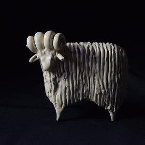 マルヤマウェア maruyama wear 羊オブジェ(雄)