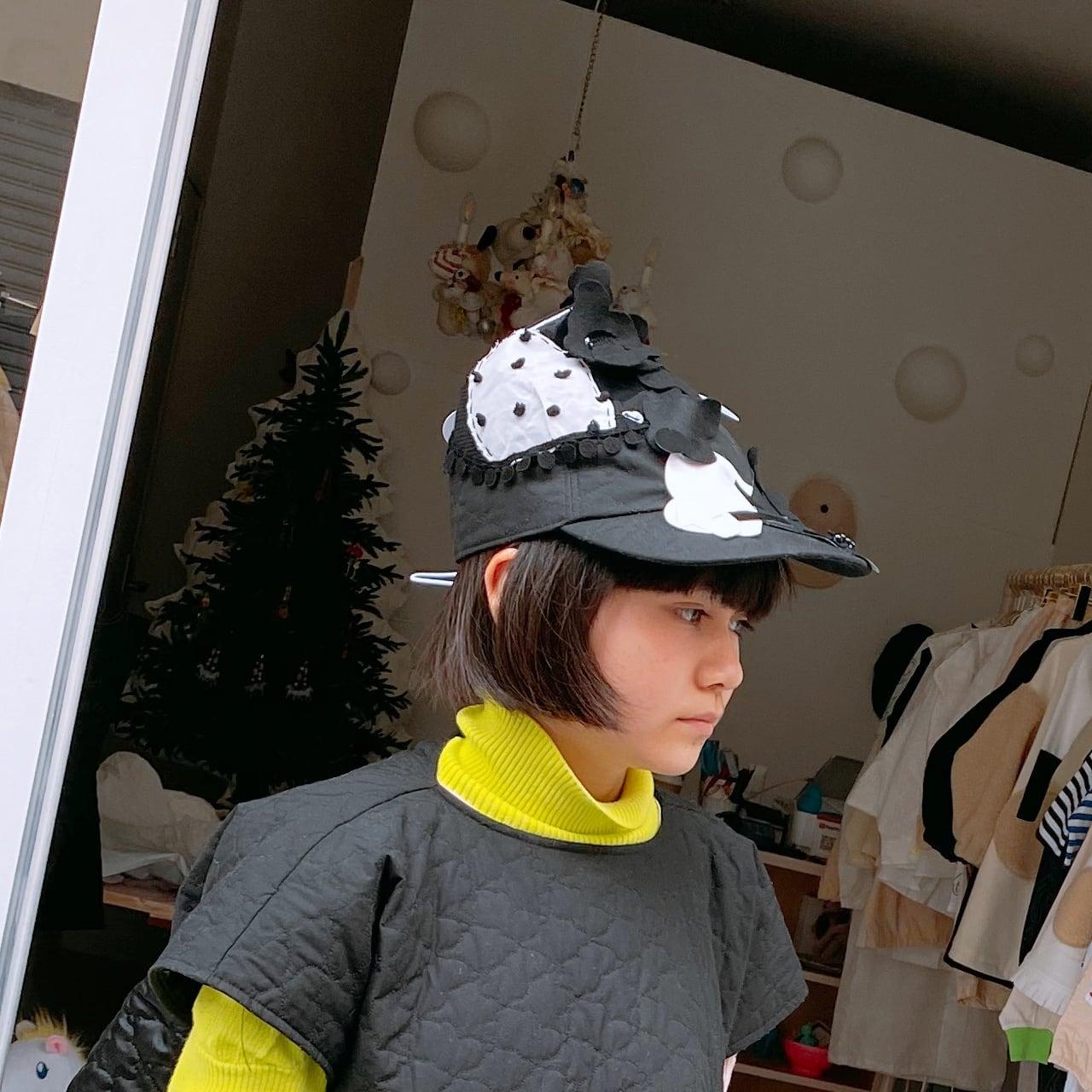 kouitten × frankygrow decorative cap / #8