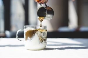 おうちで楽しむkawara CAFEの「ほうじ茶」