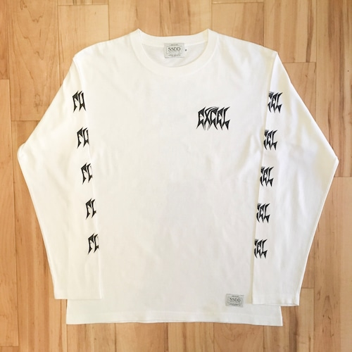 FUCT SSDD × EXCEL Long Sleeve Tee