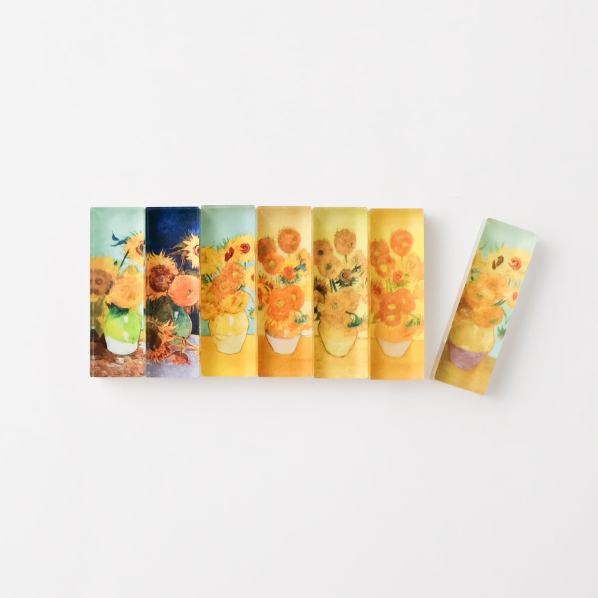 ゴッホ 箸置き Collection2 ひまわり7種