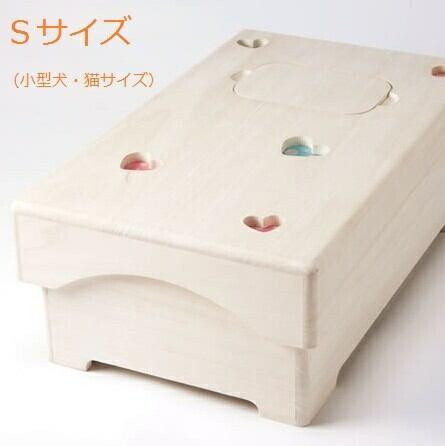 ペット専用総桐棺 【S-700サイズ】