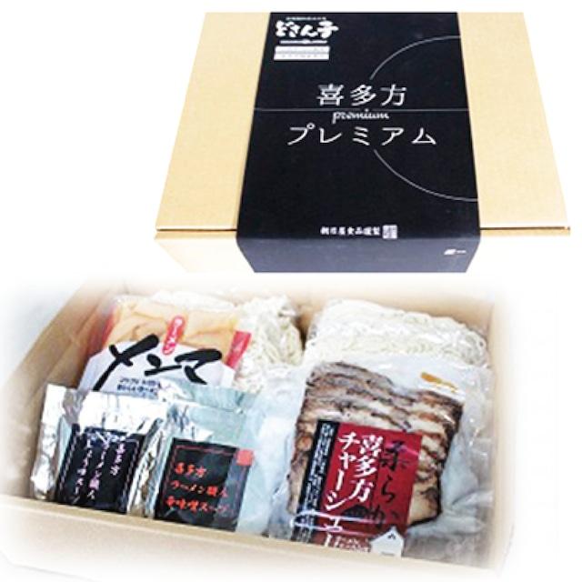 どさん子 喜多方プレミアム 6食   (具材入り)
