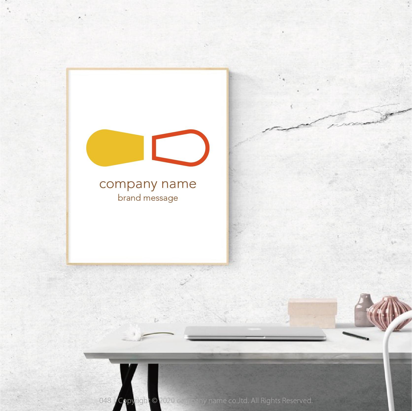 Brand Logo Mark :048