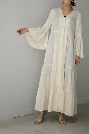 ROOM211 / Paisley Dress (white)