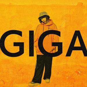 mini album「GIGA」