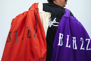 Euro Blazz Drawstring BIG TOTE BAG [Red]