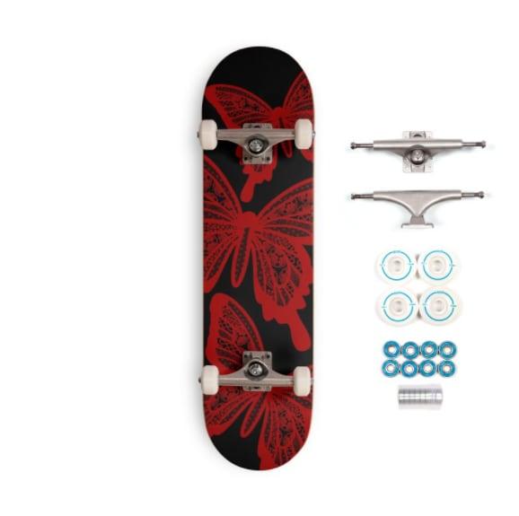 レッドバタフライ スケートボードコンプリートセット CCS