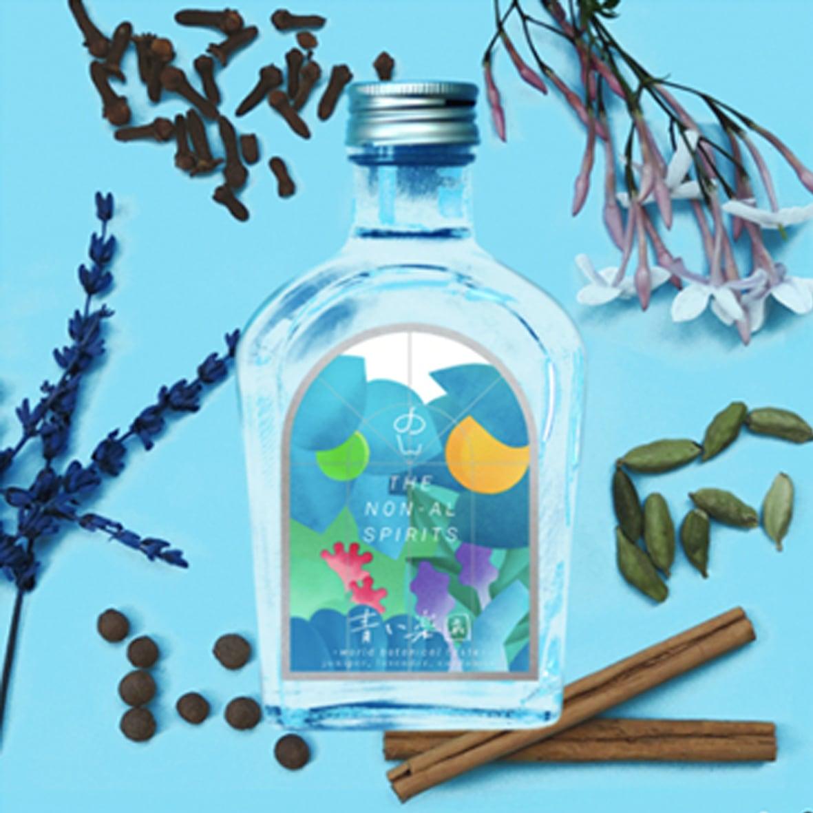 のん -THE NON-AL SPIRITS- 「洋:青い楽園」200ml