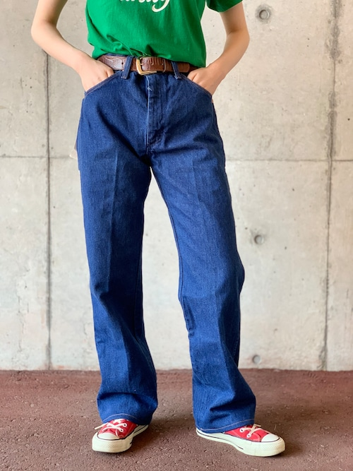 Dead Stock Vintage Wrangler 13MWZ W28 Made In USA