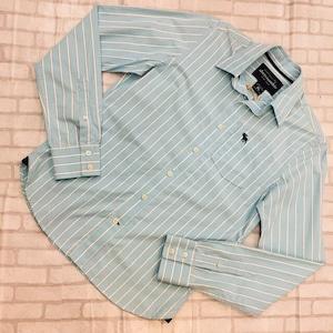 abercrombie BOYS シャツ XLサイズ