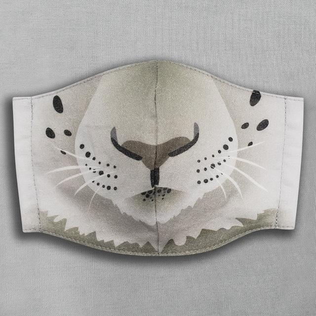 ユキヒョウ|動物マスク