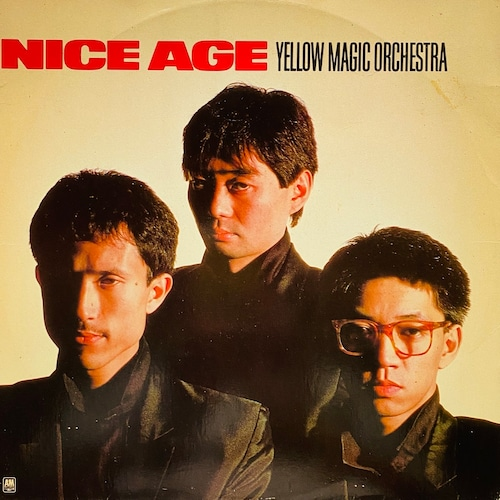 【12inch・英盤】Yellow Magic Orchestra / Nice Age