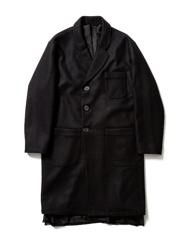 Sasquatchfabrix. /  GOWN COAT(BLACK)